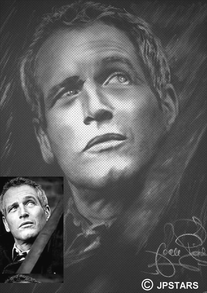 Paul Newman par JPSTARS